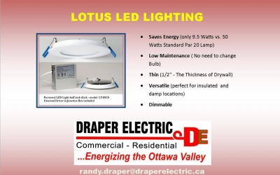 Lotus LED Lighting